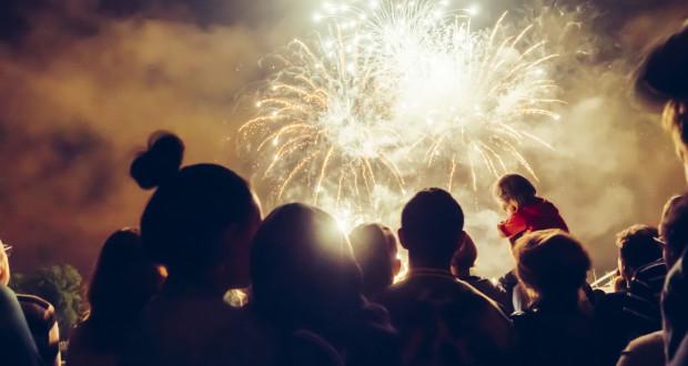 An Italian town said NO to noisy fireworks.