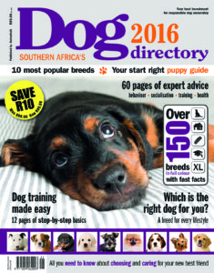 DD16 OFC-OBC NEW_3.indd Should you get a dog? Should you get a dog? DD16 Cover LR