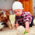 Children can benefit greatly from owning pets.
