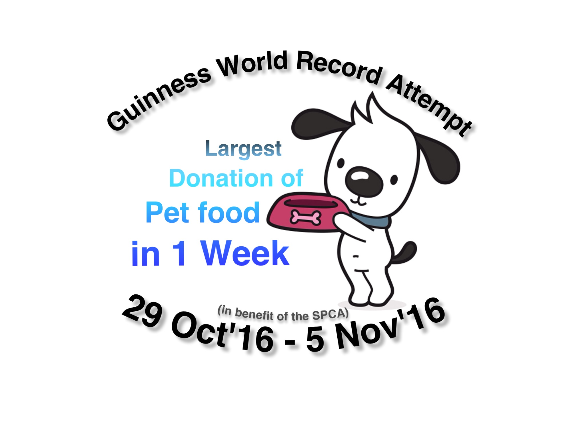 world-record Pet food world record attempt - you can help! Pet food world record attempt - you can help! World Record