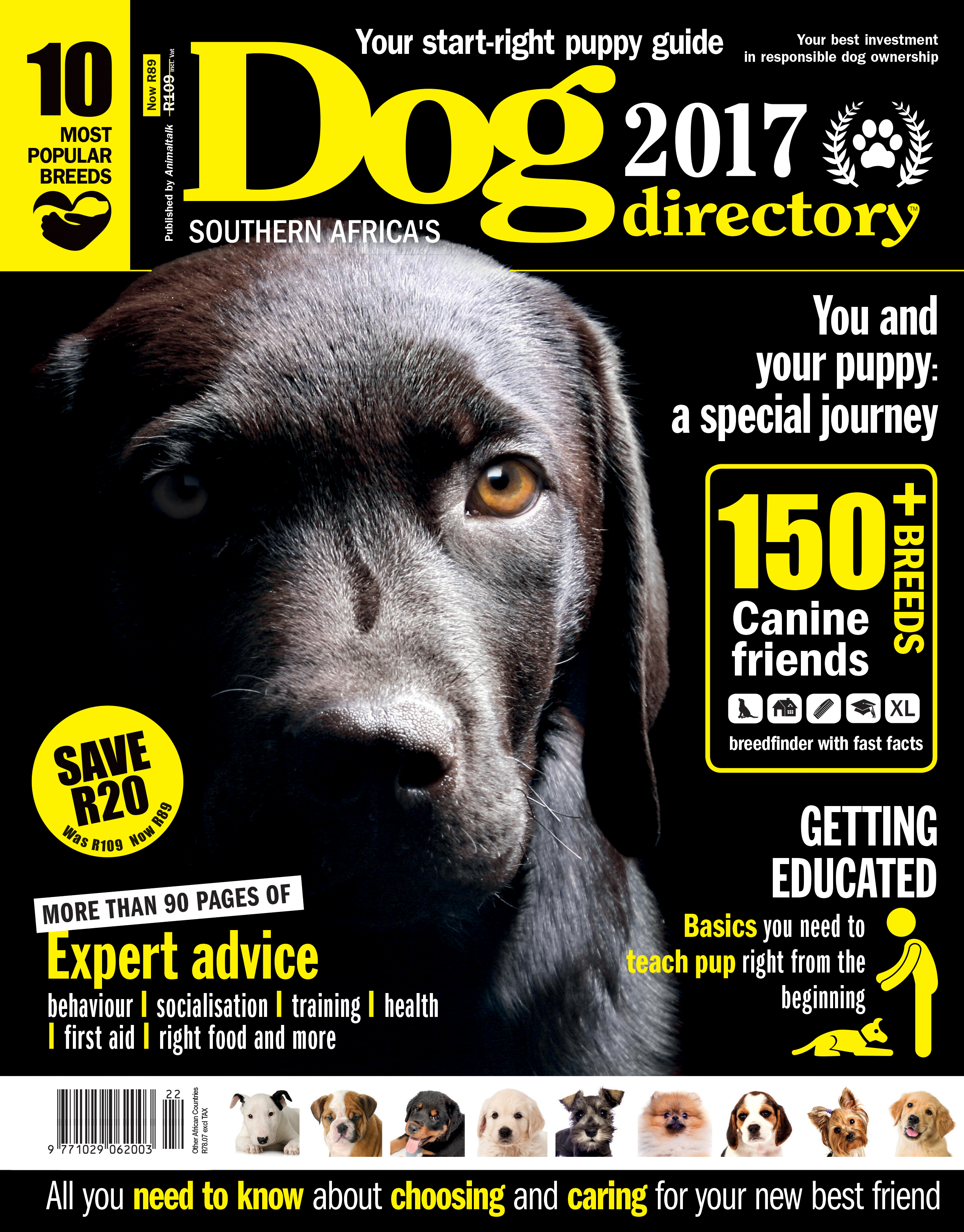 Dog Directory 2017