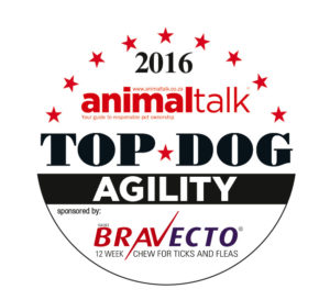Animaltalk Top Dog Awards - get to know the agility winners! Bravecto 2016